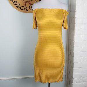 Ambiance off the shoulder dress